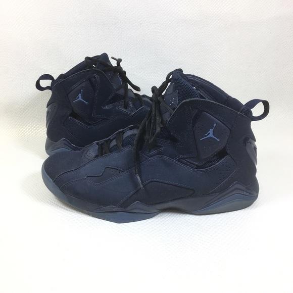 Jordan True Flight Obsidian Navy Blue